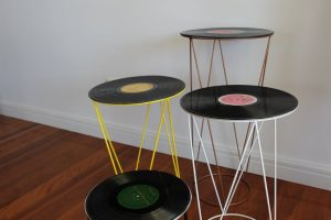 DIY Record Tables