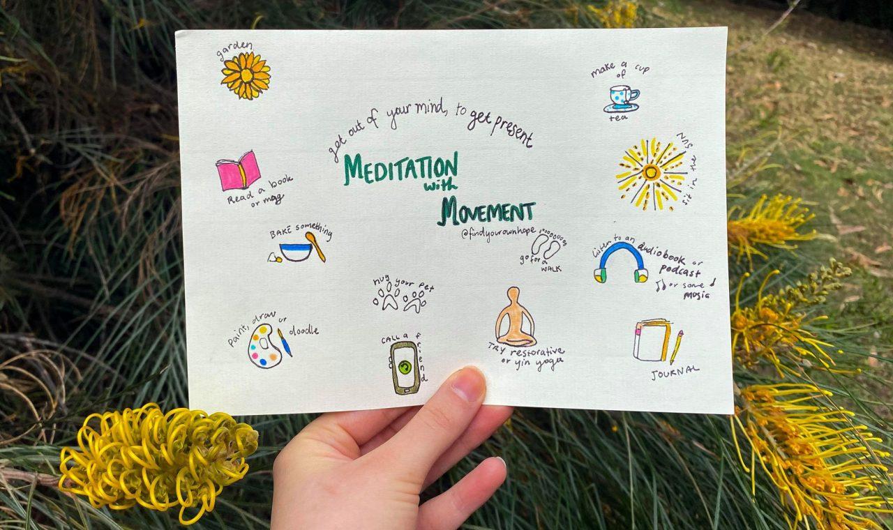 Meditation doddles